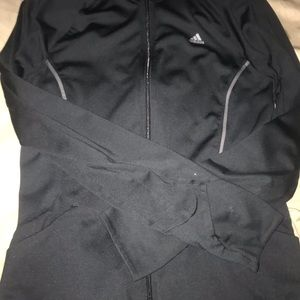 Women's Medium Adidas Zipper Jacket